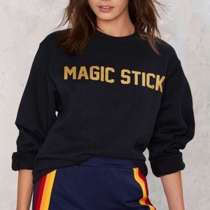 Private Party Magic Stick Crewneck Hoodie